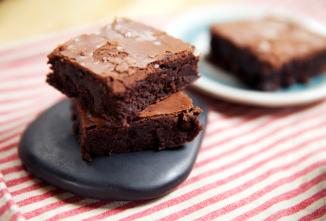 Čokoládové košer brownies