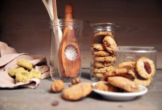 Košer cookies a sušenky